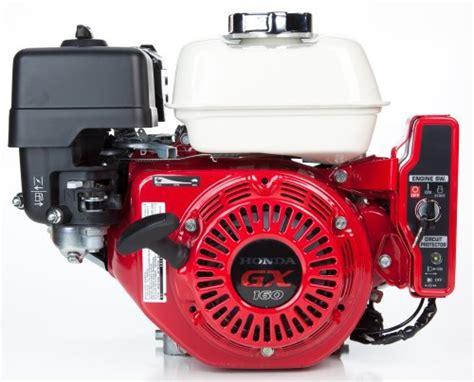 GX160-QXE2 HONDA ENGINE, ELECTRIC START