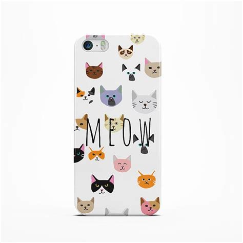 cat iphone cat iphone 6 5 5c 4 4s cover cats meow by