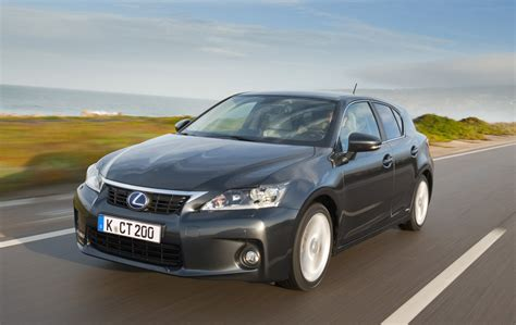 lexus ct200 2012 2012 lexus ct 200h preview