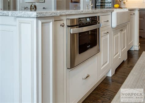 norfolk kitchen and bath sophisticated two tone kitchen in scituate norfolk