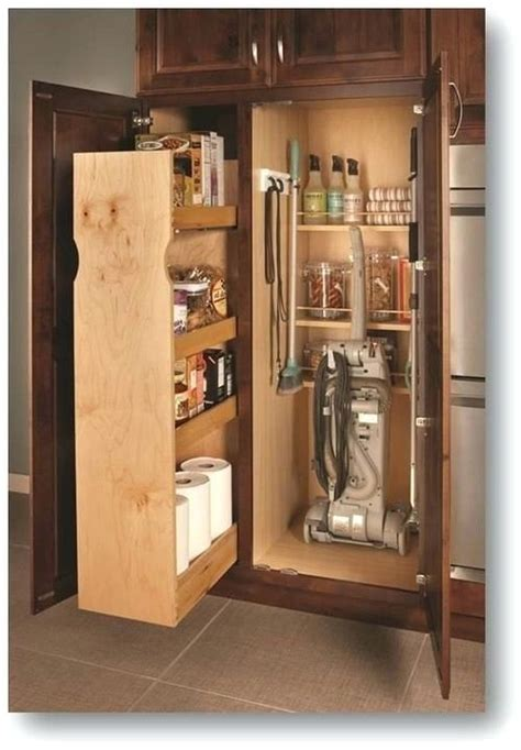 kitchen broom closet utility broom cabinet dimensions
