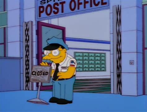 bureau post it post offices of the snail 39 s postcard post