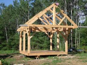 Barn Shed Plans 12x12 by Post And Beam Construction Google Search Shed