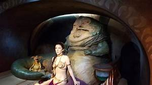 Jabba & Leia - Picture of Madame Tussauds London, London ...