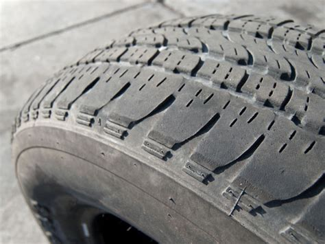 8 Things Your Tire Tread Might Be Trying To