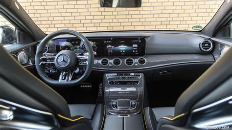 Explore vehicle features, design, information, and more ahead of the release. 2021 Mercedes-AMG E 63 S 4MATIC+ - Interior, Cockpit | HD Wallpaper #71 | 2560x1440
