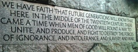 eleanor roosevelt quotes world war ii quotesgram