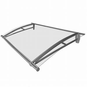 Rahmen 80 X 120 : homelux haust r vordach berdachung pultvordach aluminium 120 cm x 80 cm ebay ~ Bigdaddyawards.com Haus und Dekorationen