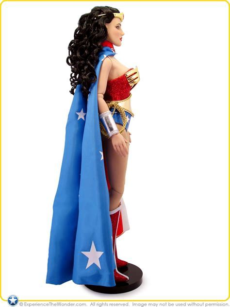 Tonner DC Stars Collection Character Figure Doll ? Wonder
