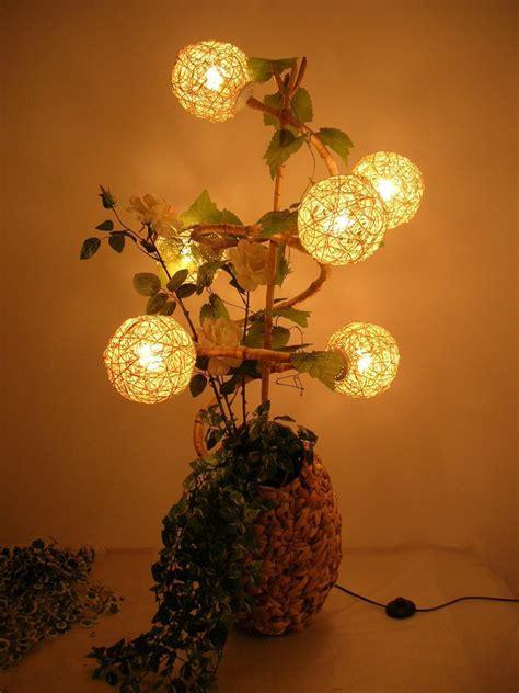 handmade wooden lamp poutedcom