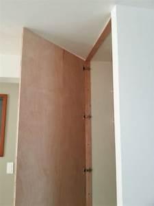 Poignée Porte Placard : peindre poignee de porte 7 r233alisez une porte de placard toute simple reussir ses evtod ~ Teatrodelosmanantiales.com Idées de Décoration