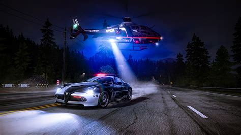 Need for Speed Hot Pursuit Remastered Wallpaper, HD Games ...