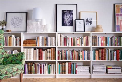 low billy bookcase how to how to display artwork without putting holes in your walls display and artwork