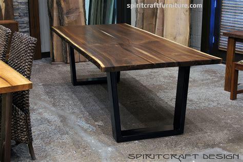 black walnut table top black walnut dining table