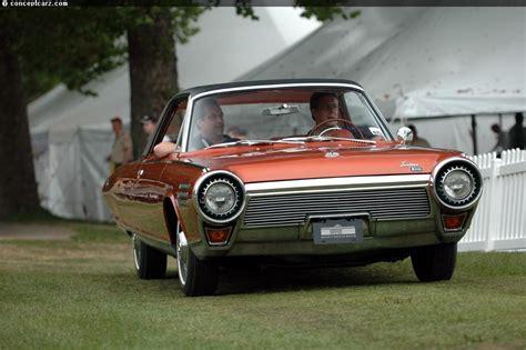 Turbine Chrysler by 1963 Chrysler Turbine Conceptcarz