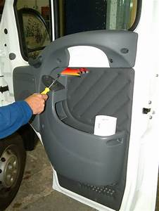 Armaplate Fitting Guide  Peugeot Boxer Front Doors