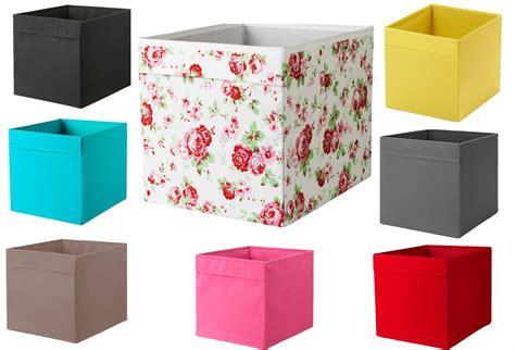 Ikea Expedit Box by Ikea Drona Box Storage Fabric Magazines Books Expedit