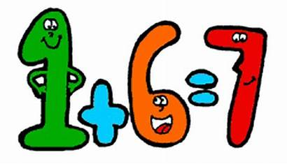 Math Addition Clipart Subtraction Clip Cartoon Maths
