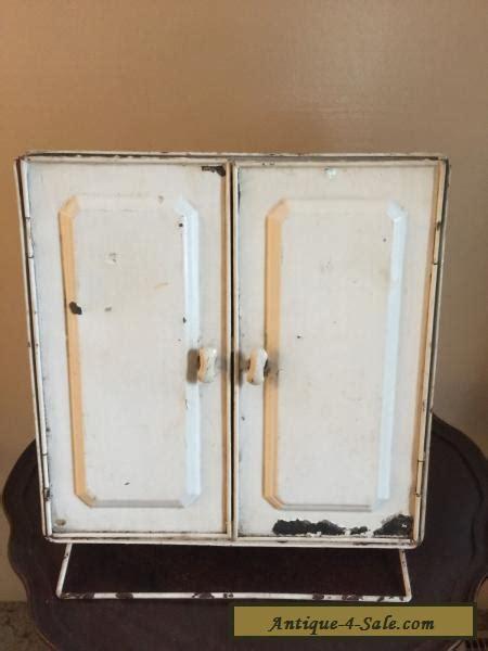 Bathroom Cabinet For Sale by Vintage Antique Shabby Distressed Metal Medicine Bathroom