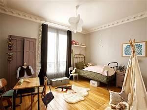 Decoration Chambre D Enfant : chambres d 39 enfants plein d 39 id es d co elle d coration ~ Teatrodelosmanantiales.com Idées de Décoration