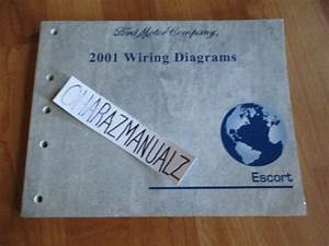 2001 Ford Escort Wiring Diagrams Manual Oem