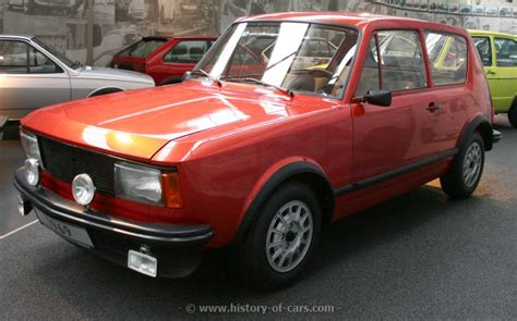 1969 Vw Golf (mk1) Prototype.