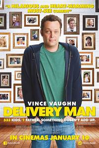 Delivery Man (#5 of 6): Extra Large Movie Poster Image ...