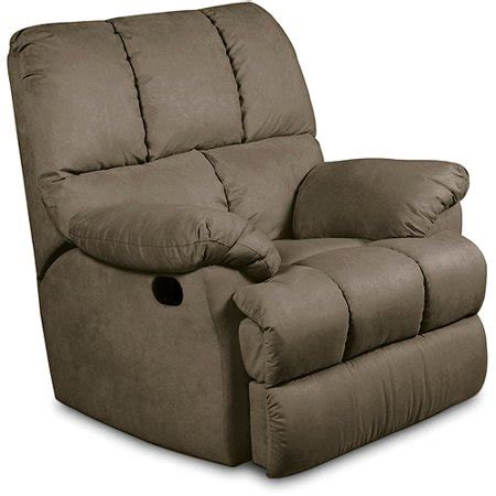 recliner chair walmart massaging recliner chair beige walmart