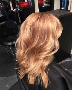 Light Hair With Strawberry Highlights 30 Strawberry Hair Ideas To Sweeten Up Your Look
