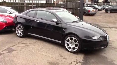 alfa romeo gt blackline  sale youtube