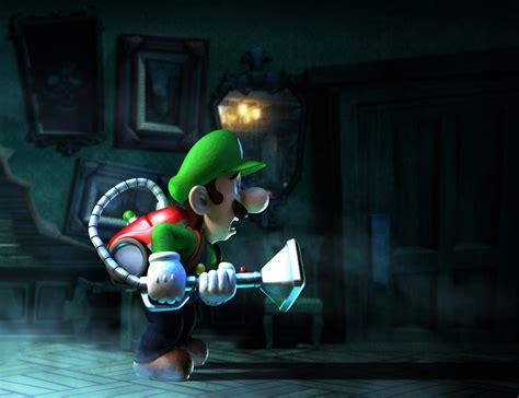 Another Round Of Luigis Mansion Dark Moon Art Mario