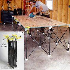 Folding Table Legs Pair $23 95 Make tables from old