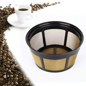 Basket and adding ground coffee and water. Reusable 8-12Cup Basket Coffee Filter For ALL Mr. Coffee Maker Machine Universal | eBay