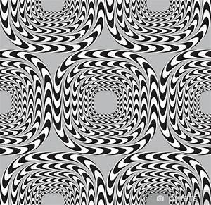 Fototapete Optische Täuschung : fototapete optische t uschung vektor nahtlose muster ~ Watch28wear.com Haus und Dekorationen