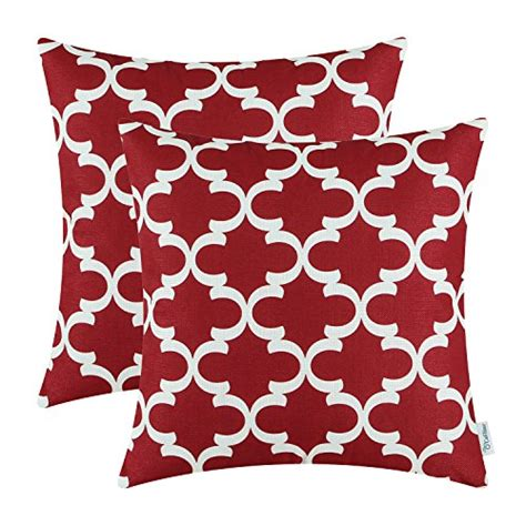 Burgundy Sofa Pillows by Burgundy Throw Pillows