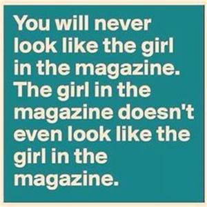 Society Beauty Standard Quotes   of this fact more often ...