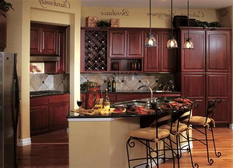 Rustic Decorating Above Kitchen Cabinets Deductourcom