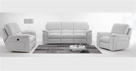 canapé d angle cuir relaxation electrique roberto cuir 100 relaxation manuel ou electrique