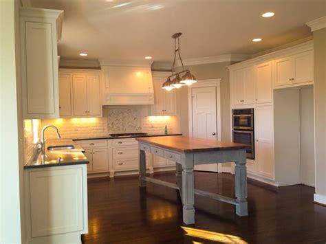 Sherwin Williams Perfect Greige Kitchen - Interiors By Color