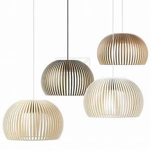 Luminaire Ikea Suspension : luminaires suspensions bois ~ Teatrodelosmanantiales.com Idées de Décoration