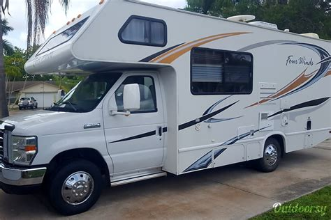 ford  motor home class  rental  fort myers fl
