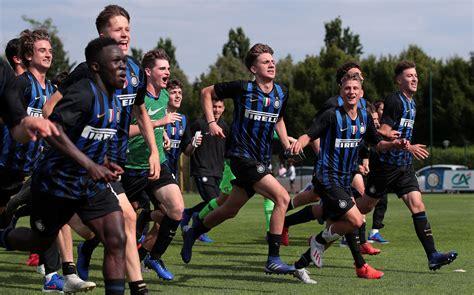 Under 16 Serie A e B, Inter-Milan 1-1. Nerazzurri in ...