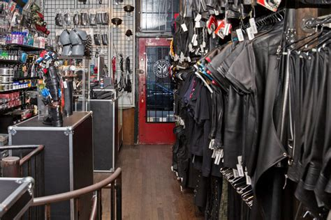 fifty years   pioneering leather shop