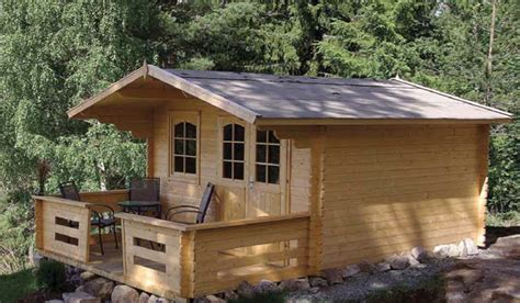 Affordable Log Homes, Cottages And Cabins From Vancouver