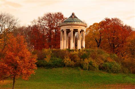 Herbst Im Englischen Garten herbst im englischen garten foto bild jahreszeiten