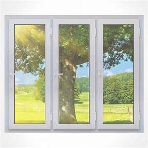 porte fenetre 3 vantaux ou plus bois pvc alu decors With porte fenetre alu 3 vantaux