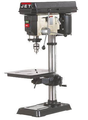 Jet Floor Mount Drill Press by Southern Tool Jdp 15mf 15