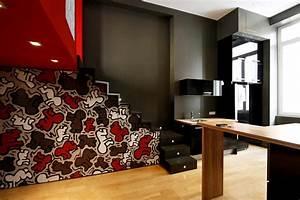 Décoration Appartement Moderne : d coration et r novation moderne d un appartement lyon ~ Nature-et-papiers.com Idées de Décoration
