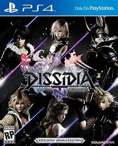 Dissidia Final Fantasy NT Launches January 11 In Japan