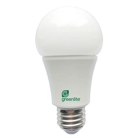 greenlite 60w equivalent bright white omni directional